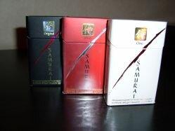 Сигареты самурай где купить сигареты в тюмени купить дешево