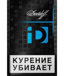 Davidoff iD — Девичья курилка