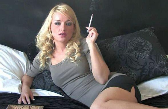 Курящие женщины сексуальны
